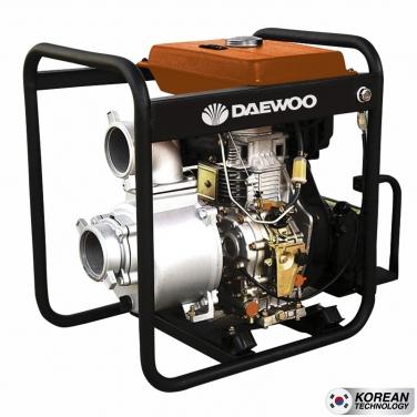 Motobomba Diesel Daewoo DDA100E