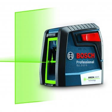 Nivelador Laser Bosch GLL 2-12G Fuente de alimentación 2 x 1,5 V LR6 (AA)