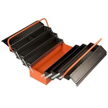 Caja de herramientas con 7 compartimentos Bahco 1497MBF750