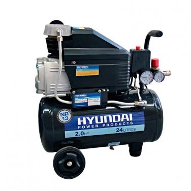 Compresor Monofásico Directo Hyundai 78HYAC24D 2HP 24L