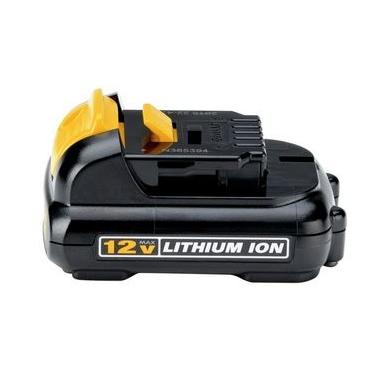 Bateria de Litio Dewalt DCB120 12 V