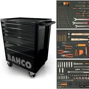 Carro porta herramientas Bahco 1472K6-M215 215 Piezas