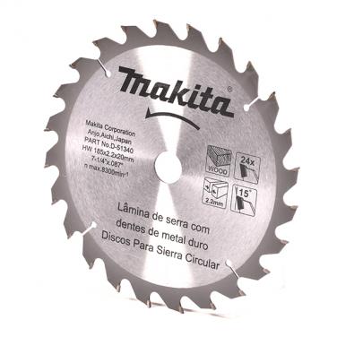 Disco de Sierra para Aluminio Makita B-56574 165mm 60 Dientes
