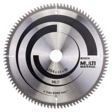 Disco de Sierra Circular Multi Material Bosch 2608642209 12 Pulgadas