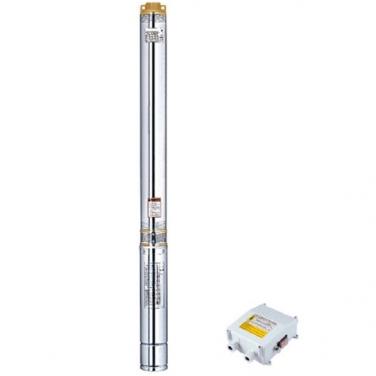 Bomba Sumergible Pozo Profundo Aquastrong 4EBP411 1,5 HP