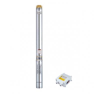 Bomba Sumergible Pozo Profundo Aquastrong 4EBP1022 3 HP