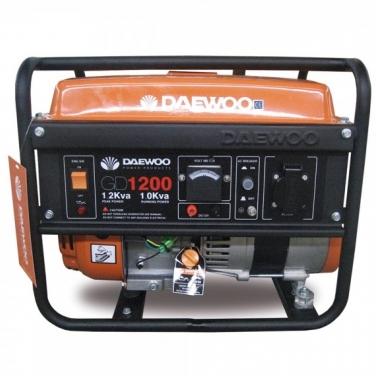 Generador Daewoo GD1200 220 V