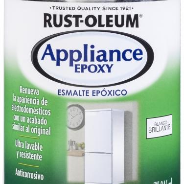 Pintura Espcialidades Rust-Oleum Specialty Epoxi Blanco Brillante Epoxy