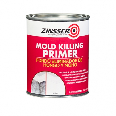 Primers Zinsser Rust-Oleum Zinsser Mold Killing Primer Base Agua 0,946L