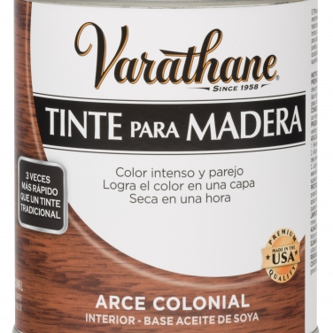 Cuidado De La Madera Rust-Oleum Varathane Tinte Arce Colonial Tinte