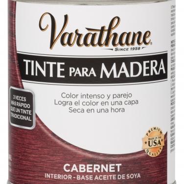Cuidado De La Madera Rust-Oleum Varathane Tinte Cabernet Tinte