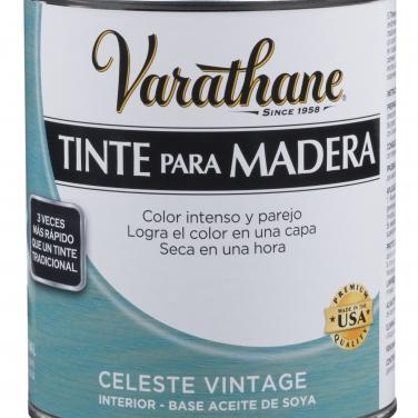 Cuidado De La Madera Rust-Oleum Celeste Vintage Tinte madera reciclada