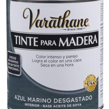 Cuidado De La Madera Rust-Oleum Azul Marino Desgastado Tinte madera reciclada