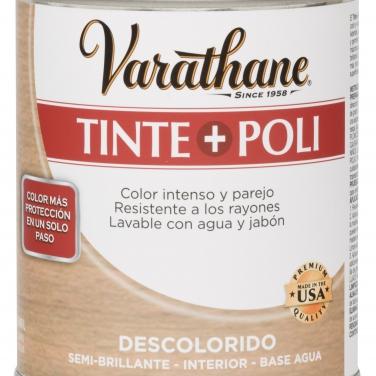 Cuidado De La Madera Rust-Oleum Descolorido Base Agua Tinte + Poli