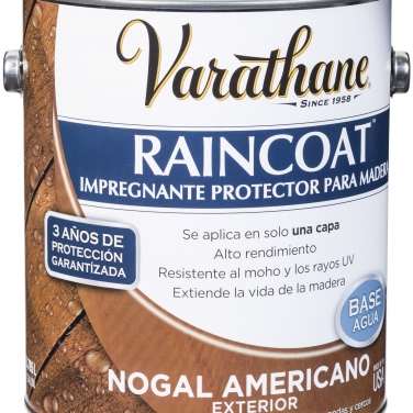 Cuidado De La Madera Rust-Oleum Impregnante Protector Nogal Bas Raincoat