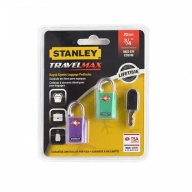 Set Candado Stanley S822-077 2 Candados