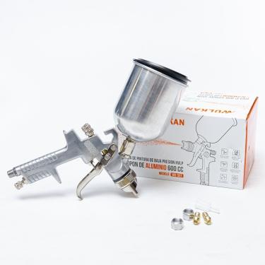 Pistola de Gravedad WULKAN WK-SGT Capacidad 600 ml