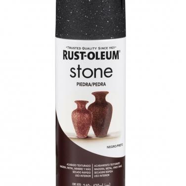 Pintura Especialidades Rust-Oleum Specialty Stone Piedra Negro