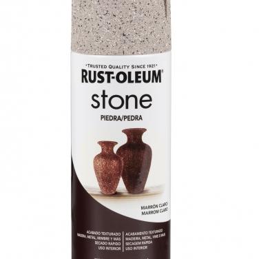 Pintura Especialidades Rust-Oleum Specialty Stone Piedra Marrón Claro