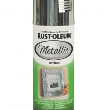 Pintura Espcialidades Rust-Oleum Specialty Acabado Metálico Plata Acabado Metálico