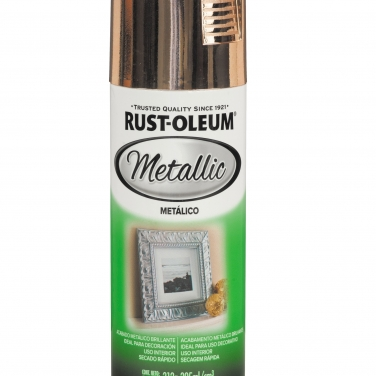 Pintura Espcialidades Rust-Oleum Specialty Acabado Metálico Bronce Acabado Metálico