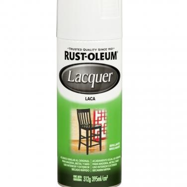 Pintura Espcialidades Rust-Oleum Specialty Laca Blanco Brillante Laca