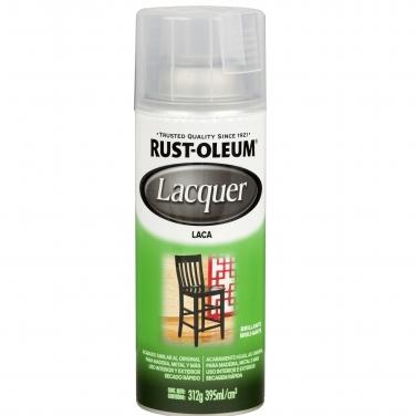 Pintura Espcialidades Rust-Oleum Specialty Laca Transparente Brillante Laca