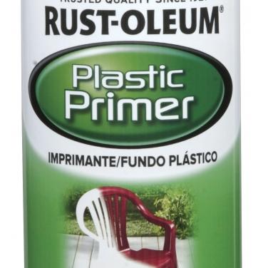 Pintura Espcialidades Rust-Oleum Specialty Imprimante Plástico Blanco Plástico