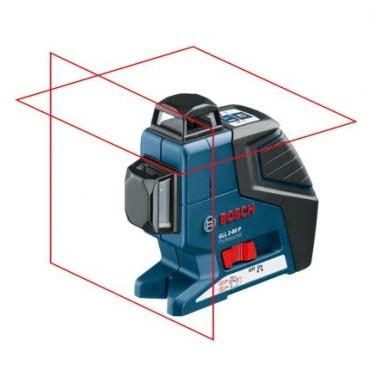 Nivel Láser de Líneas Bosch GLL 2-80 P