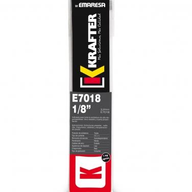 Electrodo 1/8 Emaresa E7018 3.2mm