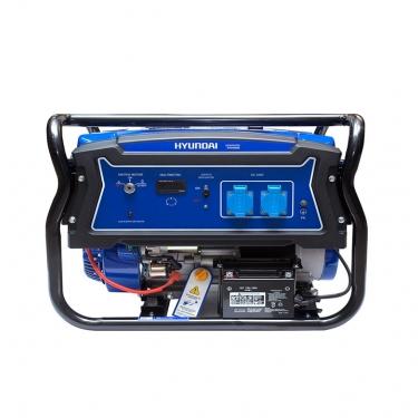 Generador a Gasolina Partida Eléctrica Hyundai 82HYG4050E 2.8 KW/KVA