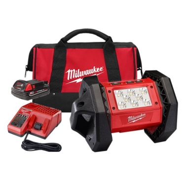 Kit Lampara Led Milwaukee 2361-259k M18