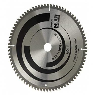 Disco de Sierra Circular Multi Material Bosch 2608642208 12 Pulgadas