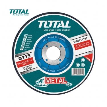 Disco De Corte Metal 7 Pulgadas Total TAC2211802