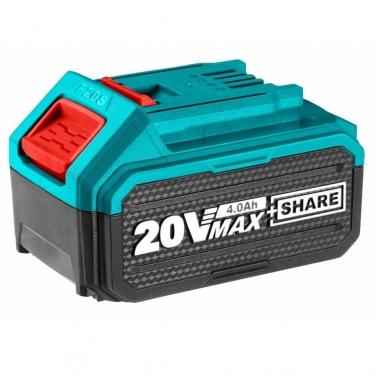 Bateria 20V Max 4.0Ah Total TFBLI2002
