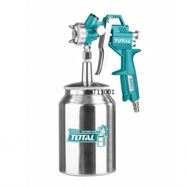 Pistola para Pintar Total TAT11001 1000CC