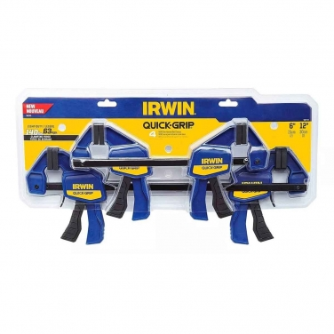 Set de 4 Prensas Irwin  Quick Grip