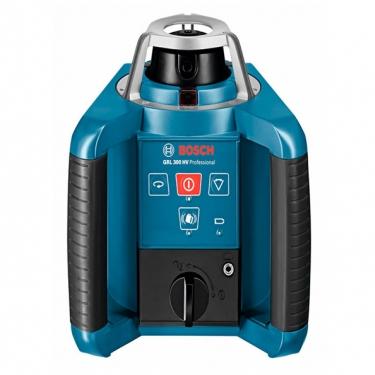 Nivel  Laser Rotativo Bosch GRL 300 HV Alcance 60 m