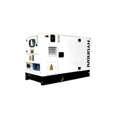 Generador Diesel Hyundai 78DHY11KSE 50 Hz