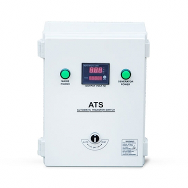 ATS para Generador Hyundai 78ATSD10KW 230 V
