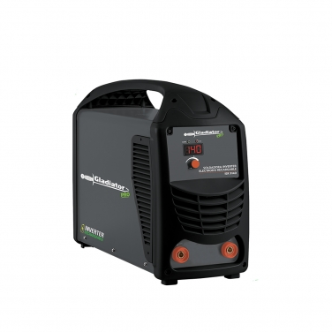 Soldadora Inverter Inalámbrica Gladiator IER 9140 Electrodo 140 Amperes