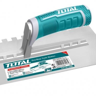 Llana dentada Total THTT81286 280X130MM