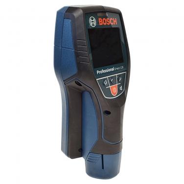 Detector de Materiales Bosch D-TECT 120 Fuente de Alimentación 10,8 V-LI / 4 de 1,5-V-LR6
