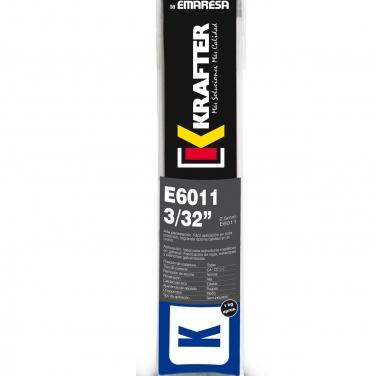 Electrodo Emaresa E 6011 1/8″ / 3,2 mm