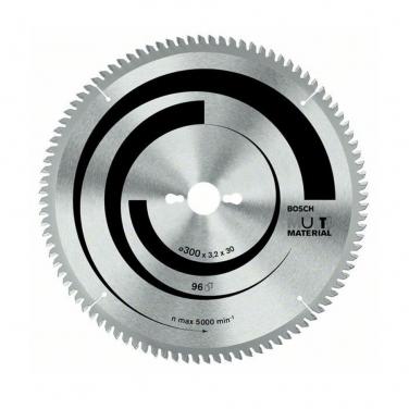 Disco de Sierra Circular Multi Material Bosch 2608640981 12 Pulgadas