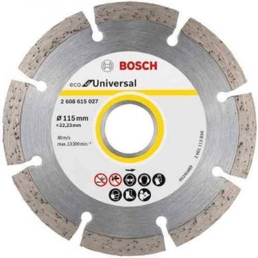 Disco Diamantado Eco Segmentado Bosch 2608615027 115 mm