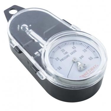Medidor de Presión de Neumáticos jonnesway AG010042 2 Pulgadas