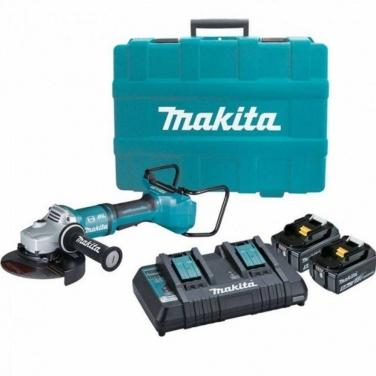 Esmeril Angular inalámbrico Makita DGA901PT2 230mm