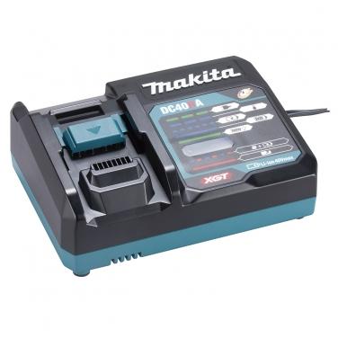 Cargador Rápido 40V Max XGT Makita DC40RA (En cartón)