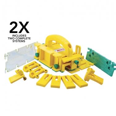 Bloque de empuje Completo Microjig GR-562 Pack de 2
